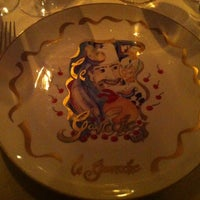 Photo taken at Le Gavroche by Yves J. on 4/2/2014