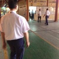 Photo taken at Line 5, Hangar 2 by Lam K. on 10/28/2012