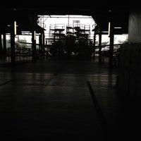 Photo taken at Line 5, Hangar 2 by Lam K. on 10/25/2012