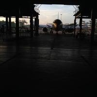Photo taken at Line 5, Hangar 2 by Lam K. on 12/12/2012