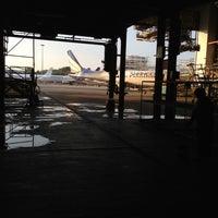 Photo taken at Line 5, Hangar 2 by Lam K. on 11/28/2012