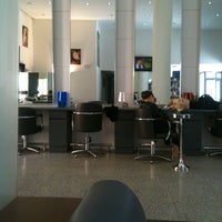 Photo taken at First Coiffure by Slaiem J. on 7/14/2013