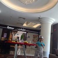 Photo taken at BADI'AH HOTEL by Jo Ann P. on 5/11/2015