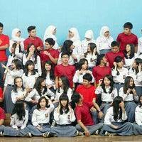 Photo taken at SMA Negeri 22 Bandung by ineza n. on 3/31/2014
