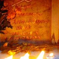 Photo taken at Calamba Cemetery by Doyette C. on 11/1/2013
