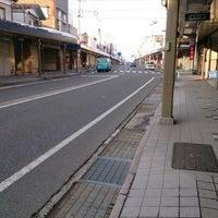 Photo taken at 高校入口 バス停留所 by hinayui07 on 2/2/2014