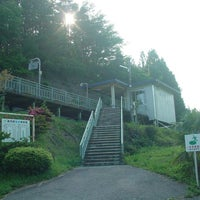 Photo taken at Kurauchi Station by hinayui07 on 8/19/2014