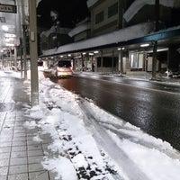 Photo taken at 高校入口 バス停留所 by hinayui07 on 12/15/2014