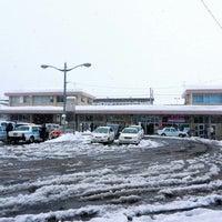 Photo taken at 十日町駅 東口 by hinayui07 on 1/23/2014