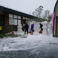 Photo taken at 十日町駅 東口 by hinayui07 on 2/14/2014