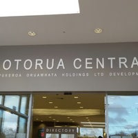Photo taken at Rotorua Central Mall by Ruby Anna B. on 7/10/2014