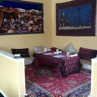 Photo taken at Afghan Cuisine by Alex C. on 6/26/2013