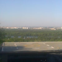 "Photo taken at Heliport ""Dnipro-1"" by Irisha on 5/9/2013"