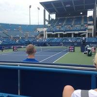 Photo prise au Western & Southern Tennis Media Center par Stephanie D. le8/10/2013