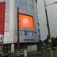 Photo taken at Бизнес-центр IQ by Антон Е. on 6/4/2013