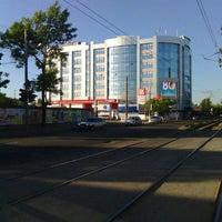 Photo taken at Бизнес-центр IQ by Антон Е. on 5/14/2013