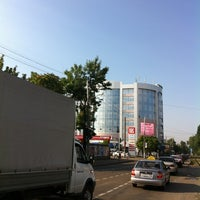 Photo taken at Бизнес-центр IQ by Антон Е. on 8/2/2013