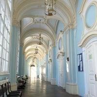 Photo taken at School of International Relations SPBU by Настя Р. on 4/9/2013