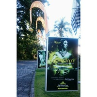 Photo taken at Bali Nusa Dua Theatre by Andri K. on 5/27/2015