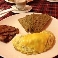 Photo taken at Café Olé by Julia S. on 10/7/2012