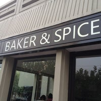 Photo taken at Baker & Spice by Julia S. on 10/6/2012