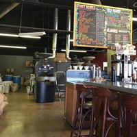 Photo taken at Millcreek Coffee Roasters by Chris S. on 3/6/2015