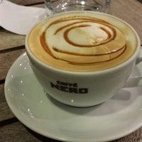 Photo taken at Caffé Nero by Serdar A. on 6/20/2013