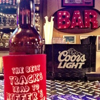 Photo taken at Niffer's at the Tracks by Jerry K. on 2/8/2013