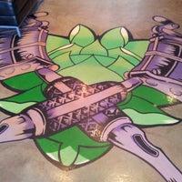 Photo taken at Green Lotus by Brendan on 10/5/2013