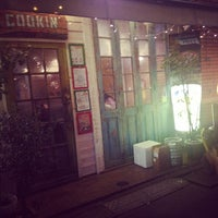 Photo taken at Pizzeria Cookin' by Haruka S. on 3/18/2014