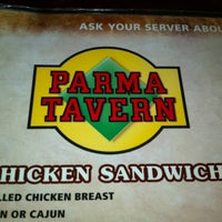 Photo taken at Parma Tavern by Paul on 1/3/2013