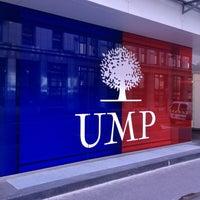Photo taken at UMP - Union pour un Mouvement Populaire (UMP) by Alex M. on 10/21/2012