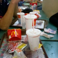 Photo taken at McDonald's by Daniela C. on 10/21/2012