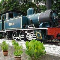 Photo taken at National Museum (Muzium Negara) by Cahaya S. on 9/23/2012
