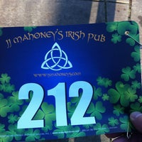 Photo taken at JJ Mahoney's Irish Pub by Craig L. on 3/9/2013