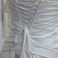 Photo taken at David's Bridal by Michelle D. on 12/3/2012