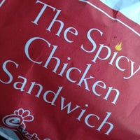 Photo taken at Chick-fil-A by Michelle D. on 11/5/2012