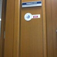 Photo taken at Bahagian Sumber Manusia, Kementerian Kesihatan Malaysia by Hamizah A. on 3/6/2013