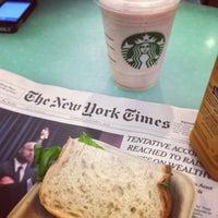 Photo taken at Starbucks by Franco H. on 1/2/2013