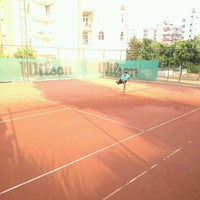 Photo taken at Tennis Court by Hasan A. on 8/8/2016