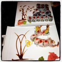 Photo taken at Kobe Japanese Steakhouse & Italian Cuisine (Sake House) by Erica G. on 12/6/2012