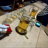 Photo taken at Lokal Beer Cafe by Barış Ç. on 1/14/2013