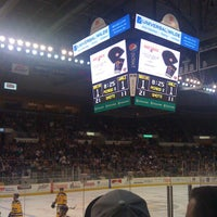 Photo taken at Dunkin' Donuts Center by Nombie M. on 12/1/2012