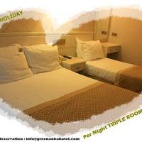 Photo taken at Green Anka Hotel by green anka h. on 3/28/2013