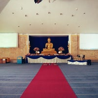 Photo taken at Vihara Theravada Buddha Sasana by ruslan c. on 1/11/2015