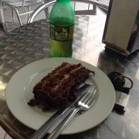 Photo taken at Cafeteria Auto Posto Vieira by Alysson L. on 4/7/2014