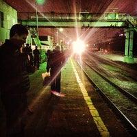 Photo taken at Ж/Д станция Фили by Ilya K. on 4/3/2013