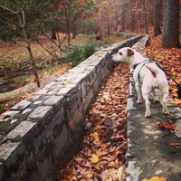 Photo taken at Grist Mill / Stone Mountain Park by Robert G. on 11/23/2013