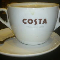 Photo taken at Costa Coffee by Stuart P. on 10/27/2013