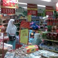 Photo taken at YOGYA Supermarket by Johanne H. on 10/20/2013